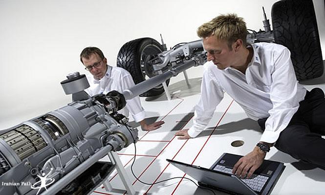 درآمد ماهانه مهندسان مکانیک